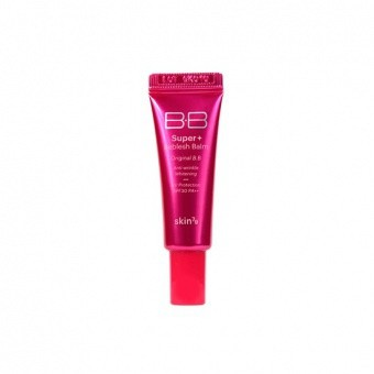 SKIN79 MINI BB cream Hot Pink Super+ Beblesh Balm Triple Functions 7g