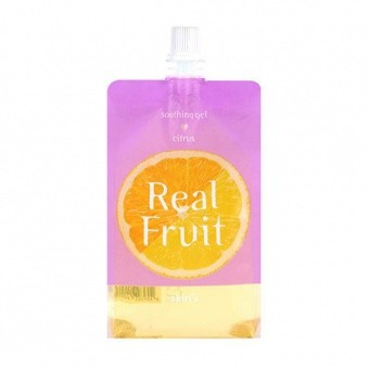 SKIN79 Real Fruit Soothing Gel Citrus 300g