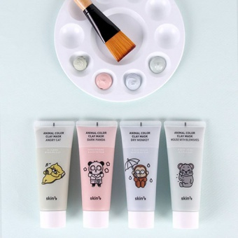 SKIN79 Animal Color Clay Mask Angry Cat 70ml