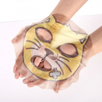 SKIN79 Soothing  Animal Mask - For Angry Cat 23g